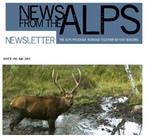 News from the Alps #50